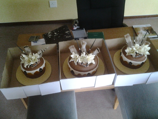 Traditional Zulu Themed Wedding